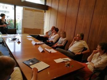 Gruppe Nachhaltige Strukturen schaffen