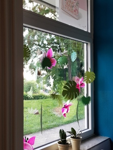 Fensterdeko
